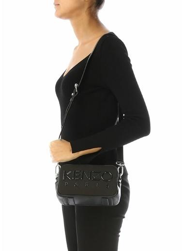 Kenzo Messenger / Askılı Çanta Siyah